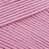 Ovillo de lana para tejer, algodón, diseño de patones, talla única