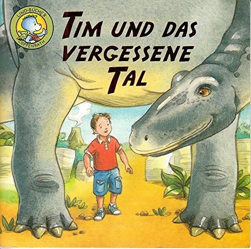 Fang den T-Rex! - LINO BUCH 193 (mit Glanzeffekt) - Einzeltitel aus BOX 33 -