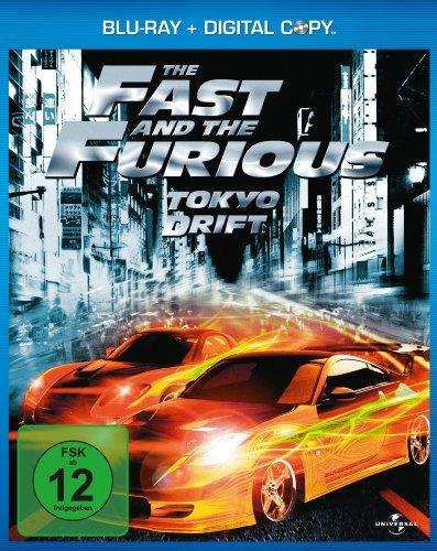 Bild von The Fast and the Furious: Tokyo Drift [Blu-ray]