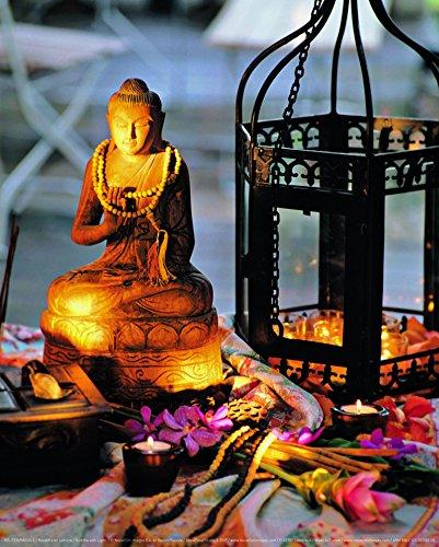 affiche-24x30-cm-bouddha-en-lumiere-buddha-with-light-buddha-mit-licht-reuter-raissle