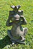 Grande Principe Ranocchio con le mani dalle orecchie–Ascolta il Nix:) Shabby 30036