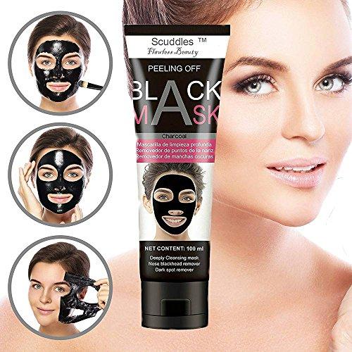 Outils de maquillage Foundation Brush Bambou poignée Brosse (5PCS)