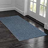 #4: Kuber Industries™ PVC Thick Doormat for Offices,Hotel ,Restaurtaurant,Home,Shop Color- Grey (Extra Large) Size : 90 cm x 60 cm x 1.5 cm