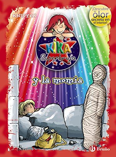 Kika Superbruja y la momia (ed. COLOR) (Castellano - A Partir De 8 Años - Personajes - Kika Superbruja)