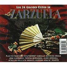 24 Grandes Exitos De La Zarzuela I
