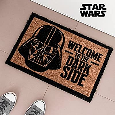"Tapis Star Wars ""Welcome to the Dark Side"""