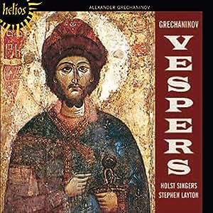 Grechaninov: Vespers