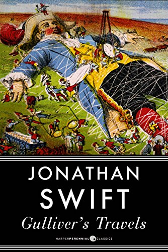 Book gullivers jonathan swift travels by