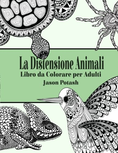 Zoom IMG-2 la distensione animali libro da