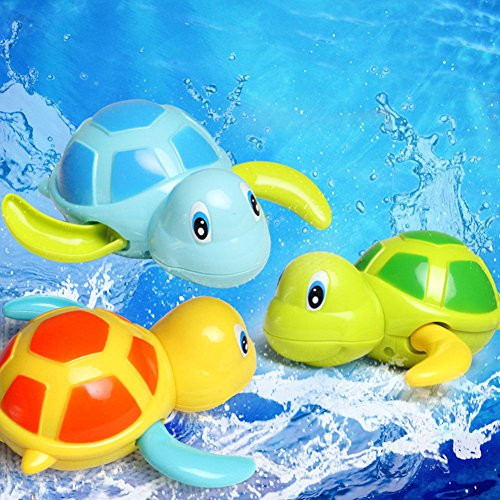 Coupon Matrix - Bluelans Cute Cartoon Animal Tortoise Swim Wind Up Chain Clockwork Kid Bathing CM© toy for Kids Boys Girls Xmas Gifts Xmas Stocking Fillers Party Bag Gifts