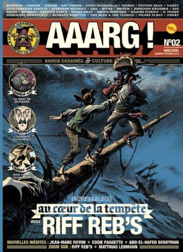 Aaarg !, N° 2, janvier-février 2014 :