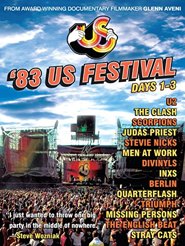 US Festival 1983: Days 1-3 [OV]