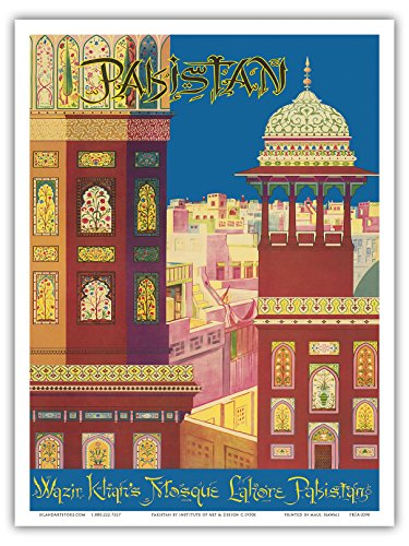 pakistan-wazir-khan-mosque-lahore-pakistan-muslim-architecture-vintage-world-travel-poster-by-instit
