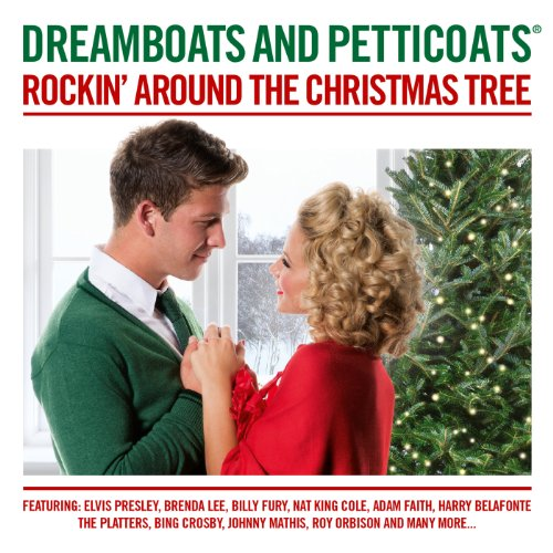 Dreamboats and Petticoats - Rockin' Around The Christmas Tree CD Compilation Album