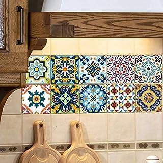 Mosaik Fliesenaufkleber 15x15 Heimwerker Markt De