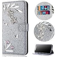 Sycode Diamant Hülle für Huawei P8 Lite 2017,Luxus Noble Elegant Huawei P8 Lite 2017 Bling Funkeln 3D Diamant... preisvergleich bei billige-tabletten.eu