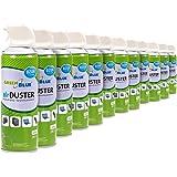 Green Blue GB400 Air comprimé Spray nettoyant 400ml Office-Clean (12)