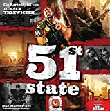 Image for board game 51st State: Master Set (DEUTSCH) [German Version]