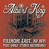 Albert King The Fillmore Plus Early Studio Recordings