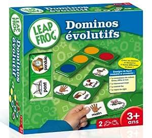 Leapfrog - Jeu éducatif - Dominos Évolutifs
