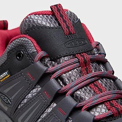 KEEN Women's Oakridge Wp Low Rise Hiking Shoes 14