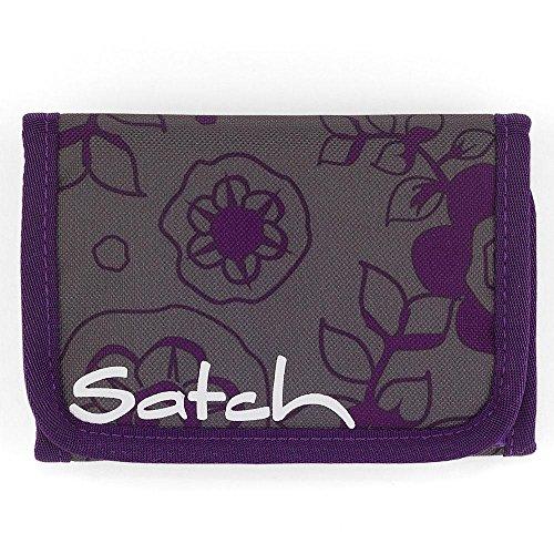 Preisvergleich Produktbild Satch Portemonnaie Bloomy Baby 974 lila blumen