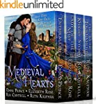 Medieval Hearts: Four Epic Tales of R...