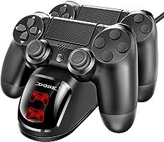 Dobe PS4 Dualshock 4 Şarj İstasyonu Dock Göstergeli Işıklı