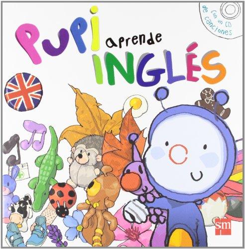 Pupi aprende inglés