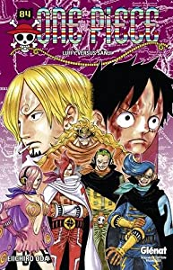 "Afficher ""One piece n° 84 Luffy versus Sanji"""
