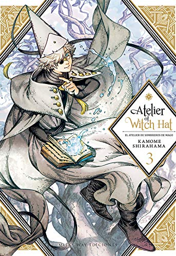 Atelier of Witch Hat, Vol. 3 por Kamome Shirahama