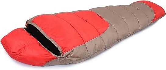 Klair Beige Ultra Light Inner Warmed Sleeping Bag [Premium Quality]