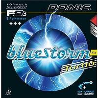 Donic Tenis de Mesa Combinado Blues torm Z1Turbo, rojo