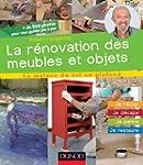 La r�novation des meubles et objets :...