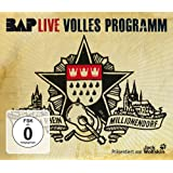 BAP Live Volles Programm [DVD-AUDIO]