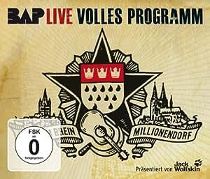 BAP Live Volles Programm