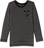 #3: Marks & Spencer Boys's Plain Regular Fit Long Sleeve Top