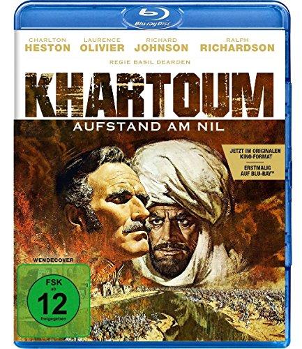 Khartoum – Aufstand am Nil [Blu-ray]