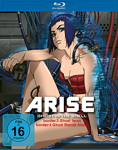 Bild von Ghost in the Shell - ARISE: border: 3+4 [Blu-ray]