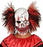 WIDMANN - Skeleton Clown Maschera