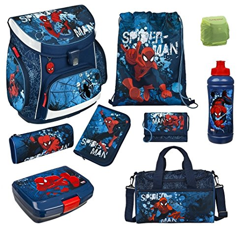 Scooli Schulranzen Spiderman
