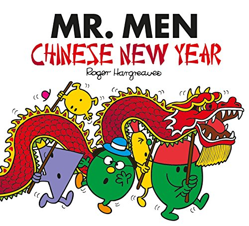 Mr Men Chinese New Year (Mr Men Celebrations)