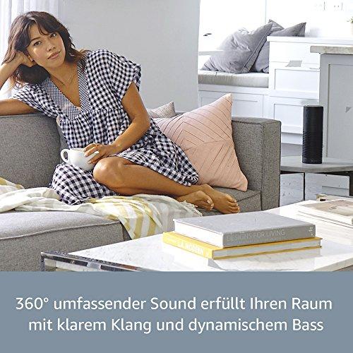 Wir stellen vor: Echo Plus - Mit integriertem Smart Home-Hub (silber) - 4