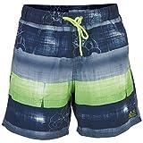 Chiemsee Herren Efisio Swimshorts, Block Green, XXL
