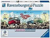 Ravensburger 15102 Mit dem VW Bulli über den Brenner Panorama 1000 Teile