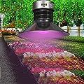 Led Wachsende Zwiebel, 45 Watt Vollspektrum Pflanzenwachstum Lampe Zimmerpflanze Pflanze Lampe, Aquarium, Hydrokultur Gewächshaus Bio, von LWF - Du und dein Garten