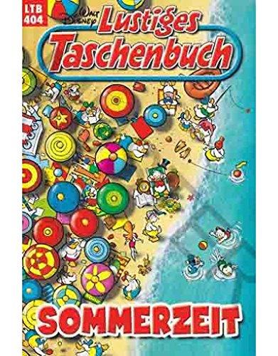 Lustiges Taschenbuch LTB Nr. 404 - Sommerzeit -