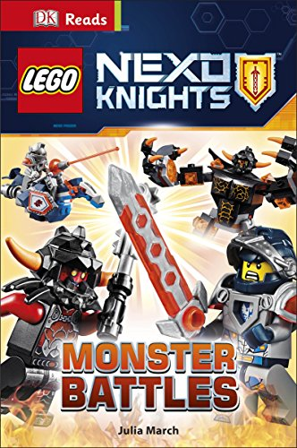 LEGO® NEXO KNIGHTS: Monster Battles (DK Readers Level 3)