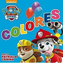 Colores con la patrulla canina (PAW PATROL)