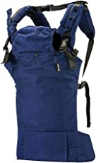 Luvlap Grand Baby Carrier (Navy)